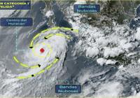 Centro Nacional de Huracanes informa que Elida se convirtió en huracán; Vídeos
