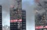 Tercer día de incendio en cinco países; Hoy en World Trade Center en Brucelas, Bélgica; Vídeo