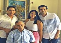 JuanJoséRojas dedica su triunfo a su padre Juan Bautista Rojas Tabar