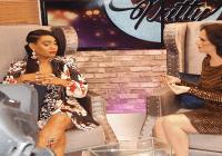 El programa Noches Con Patty presentó el nuevo tema de Raquel Arias