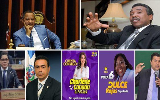 Continúa debacle: Dos senadores y cinco diputados pasán del PLD a la Fuerza del Pueblo de Leonel Fernández