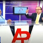 Vinicio opina Danilo y su «Mafia Morada» se sobredimencionaron en su poder y que todo se reducía a «papeletas»; Vídeo