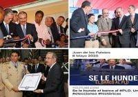 Amarante Baret denuncia otro plan para destruir del PLD lo poco que dejó Danilo Medina y su mafia