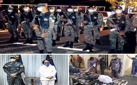 Cárcel de La Victoria: «Voluntariamente» presos entregan miles de cuchillos, celulares, drogas, bebidas y otros; Vídeo