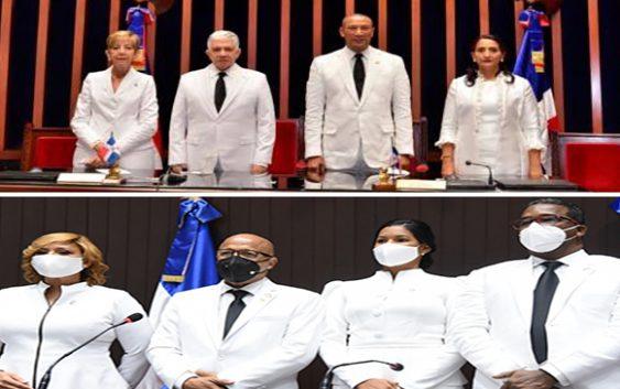 Decencia regresa a los bufetes directivos del Congreso Nacional