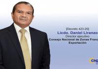 Presidente Abinader designó a Daniel Antonio Liranzo como director del Consejo de Zonas Francas
