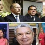Danilo Medina dice que mientras ÉL tenía TODA su familia en el gobierno un vecino no encontraba un empleíto, 1º; Vídeos