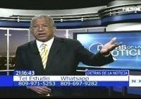 Esteban Rosario: To'los cueros, maricones, prostitutas y drogadictos, estaban en Indotel… acabaron con tó; Vídeo