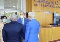 Franklin García Fermín deposita declaración jurada cumpliendo con la Ley y voluntad del Presidente Abinader