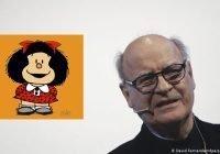 Muere el humorista gráfico argentino Joaquín Salvador Lavado Tejón «Quino» creador de Mafalda
