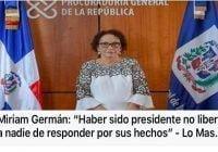 Ni pá Temo, ni Rondón, ni Alejandrina Germán, ni el penco, ni Jean Alain (Décima)