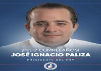 PRM felicita a su presidente José Paliza en el 39 aniversario de su nacimiento