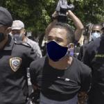 Atrapan a Willy Antonio Javier Montero el adulto criminal de la menor Yocary Amarante