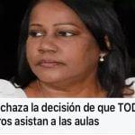 Xiomara, ha opinado qué, por asuntos de cuidado (Décima)