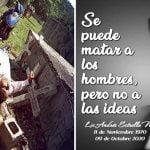 Este vídeo decretó el asesinato del periodista y abogado Andrés Estrella