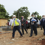 Cruz Roja Dominicana inicia construcción Almacén Humanitario con apoyo de FICR, PMA y Unión Europea