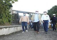 Administrador Egehid recorre complejos de Hatillo y Rincón; Informa nueva unidad entrará en prueba próximos días