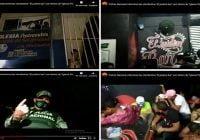 Policía Nacional interviene bar clandestino «El juidero bar» con letrero de «iglesia pentecostes»; Vídeo