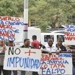 Falpo realiza piquete en explanada de la Procuraduría; Le exige acelerar indagatorias de corruptos