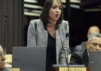 Presión hace a Faride Raful cumplir promesa de campaña; Renuncia al barrilito