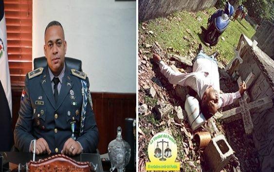 Sospechas asesinato de Andrés Estrella sobre coronel Poché Valdez; Había denunciado su fortuna ganando tres cheles; Vídeos