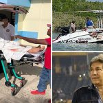 AC informan Juanchy Sánchez fuera de peligro tras accidente y ser operado en el HOMS; Otras cinco heridas