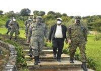 Comandante del Ejército visita Calimete, Elías Piña para recabar información sobre caso Macapi