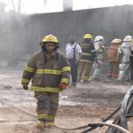 Explosión en estación GLP de Licey al Medio deja dos muertos, varios heridos y viviendas destruídas