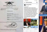Presidente justificación válida a esta fechoría: Asignan 4 militares a Melton Pineda bocina de Danilo
