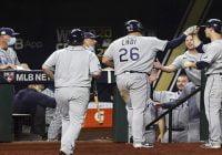 Rays ganan a Dodgers y empatan la 116.ª versión de la Serie Mundial del béisbol de las Grandes Ligas