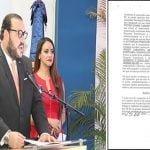 Cáspita… Víctor Gómez emplazó gobierno a pagarle sueldos como director Apordom hasta la fecha; Vídeo