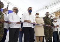 Gobierno pone en operación Sistema 911 en Valverde (Mao); Beneficiará a 173 mil habitantes