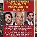 Abinader designa varios embajadores; Hijo de Castaños Guzmán en Emiratos Árabes y Tony Raful en Italia