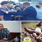 Bonao marchó por justicia para Andrés Estrella y a 40 días no hay ninguna respuesta; Vídeos