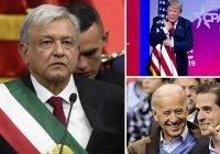 «Comedido» López Obrador da cátedra a cómplices e ilegales; No felicita a Biden ni a Trump