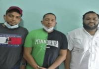 Policía Nacional apresa tres elementos que secuestraron hombre a plena luz del día