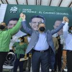 PLD rumbo al zafacón: Leonel juramenta en FP a Carlos Guzmán, Jesús Féliz y más de 1,500 dirigentes SND