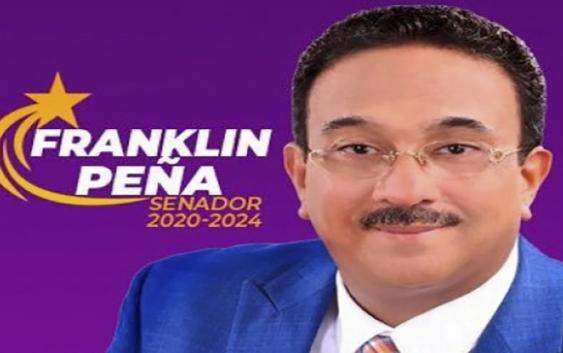 Bloque senadores del PLD se quedará sólo con el Bloque; Renuncia senador Franklin Peña de SPM
