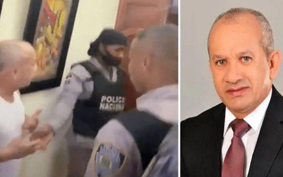 Apresan a Freddy Hidalgo; «Los queremos presos» pero salvajemente no… Dónde estaba el fiscal actuante?; Vídeo