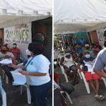 Funvimameso resalta exitosa jornada de afiliación en Seguro Nacional de Salud