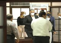 Coronavirus (Covid-19): Ministro de Interior Jesús Vásquez Martínez «Chu» informa reintegro a sus labores