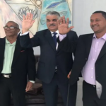 Carlos Batista alcalde Jaquimeyes se fue del PRM para el PRD en 2016, hoy anuncia su regreso al PRM