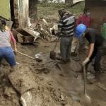 Tres mil familia afectadas, tres muertos, casas desaparecidas por lluvias en el estado Táchira; Vídeo