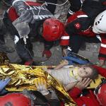 Ayda Gezgin, de tres años superviviente 107 tras 4 días entre escombros por terremoto en Turquía; Vídeo