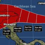 NHC advierte sobre Tormenta Tropical Iota; Onamet preve buen tiempo para mañana