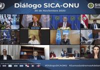 Presidente Luis Abinader participó en reunión «Diálogo SICA-ONU»
