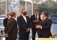 APAP inaugura edificio con la asisitencia del Presidente Luis Abinader