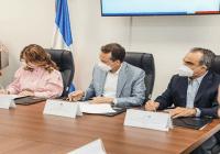 A favor de la ecología y el medio ambiente: AIRD, MICM y NUVI firman acuerdo
