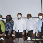 Agricultura acuerda con el ANPA reponer técnicos cancelados