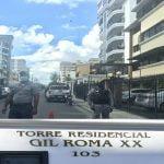 Allanan Torre Gil Roma del ensanche Evaristo Morales y apresan dos puertorriqueños